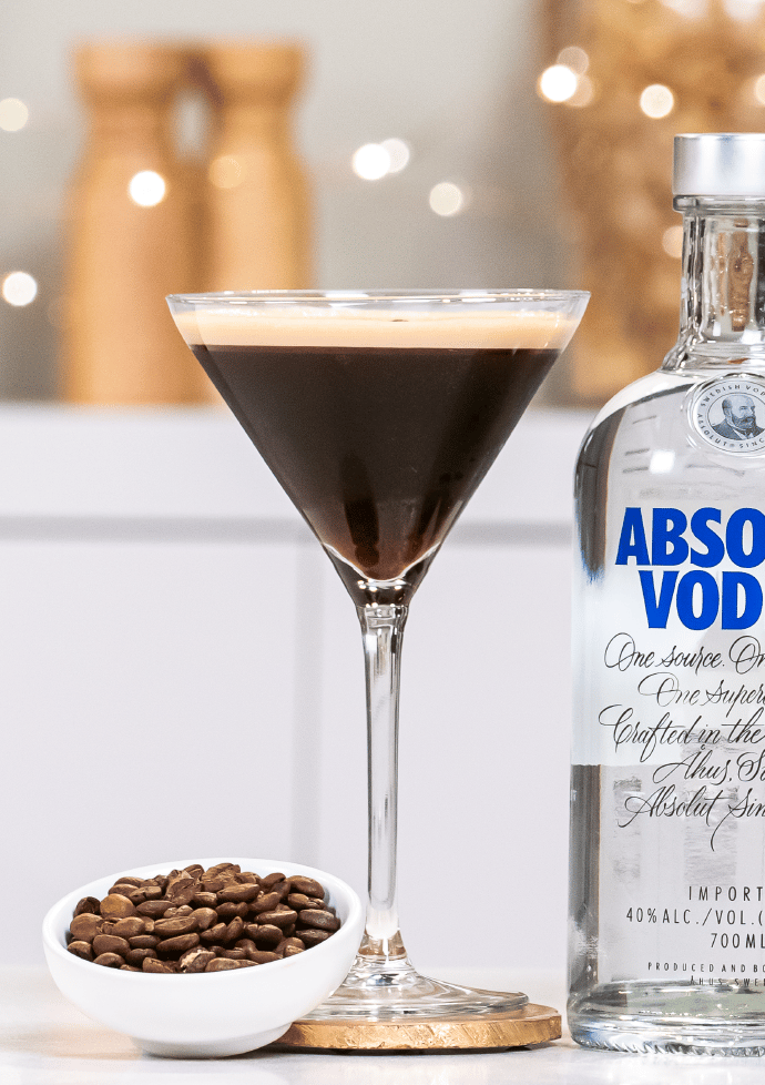 Espresso Martini Cocktail Recipe Drink Ingredients Bws