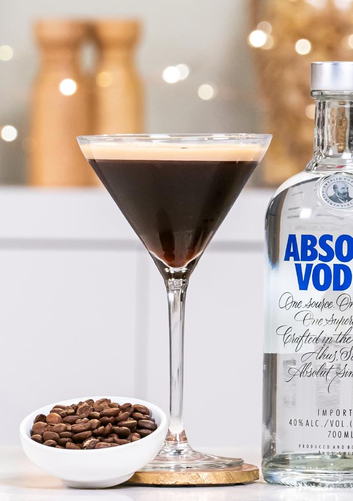 Espresso Martini Cocktail Recipe Drink Ingredients Bws