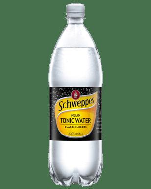 Schweppes dry tonic