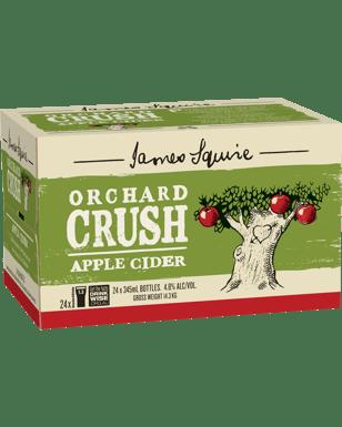 Orchard Crush Apple Cider 345mL
